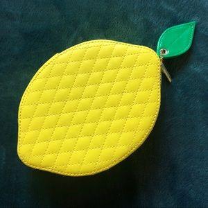 Handbags - Tartan + Twine Lemon Bag